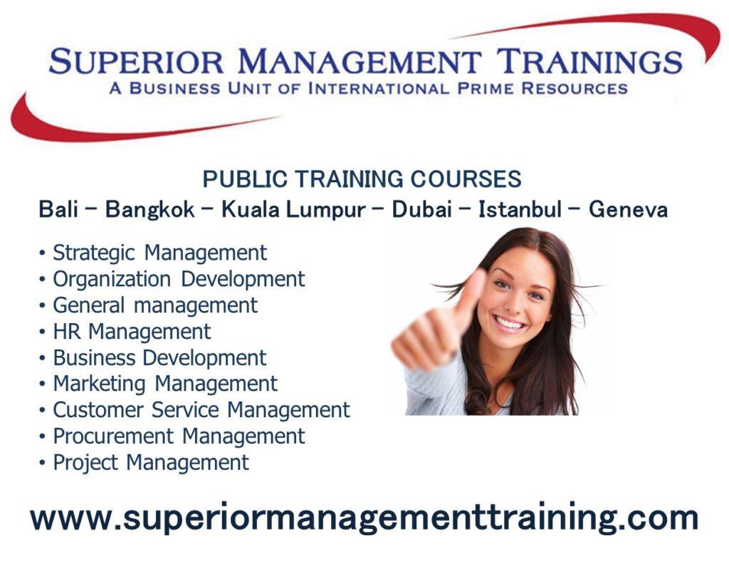 public training courses
